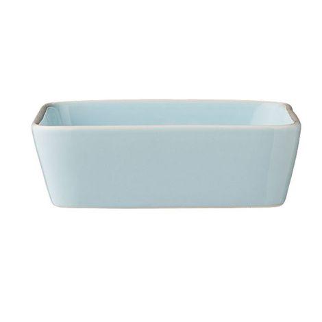 bloomingville quadratisches tablett olivia blau online kaufen emil paula. Black Bedroom Furniture Sets. Home Design Ideas