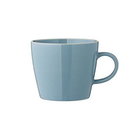 Bloomingville Tasse mit Henkel Olivia Winter Blue