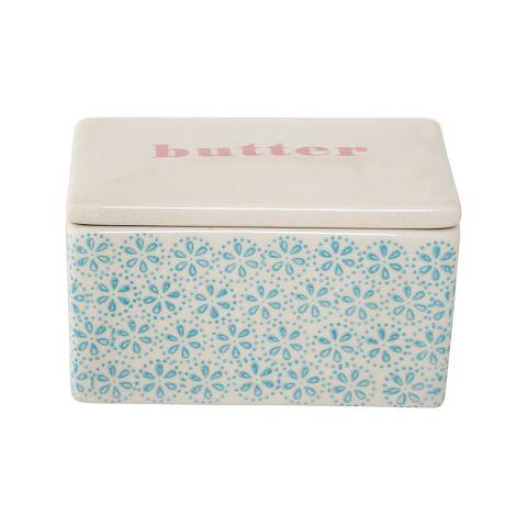 Bloomingville Butter Box Patrizia Blue