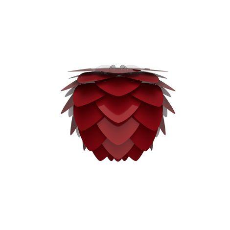 UMAGE - VITA copenhagen Lampenschirm Aluvia Ruby Red