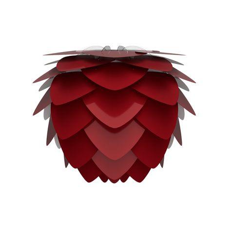 UMAGE - VITA copenhagen Lampenschirm Aluvia Mini Ruby Red