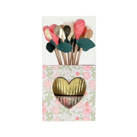 Meri Meri Cupcake-Kit Valentine