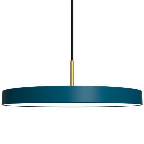 UMAGE - VITA copenhagen Deckenlampe Asteria Petrol Blue