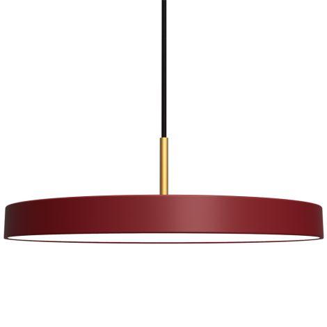 UMAGE - VITA copenhagen Deckenlampe Asteria Ruby Red