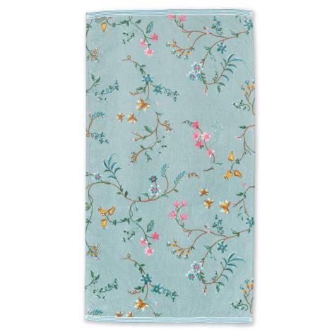 PIP Studio Handtuch Les Fleurs Blue