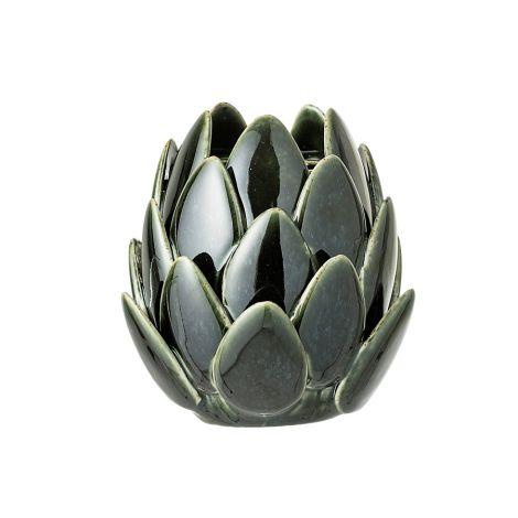 Bloomingville Vase Zapfen Joelle Green