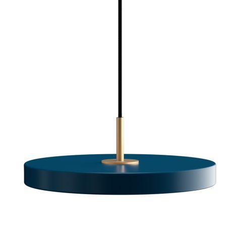 UMAGE - VITA copenhagen Deckenlampe Asteria Mini Petrol