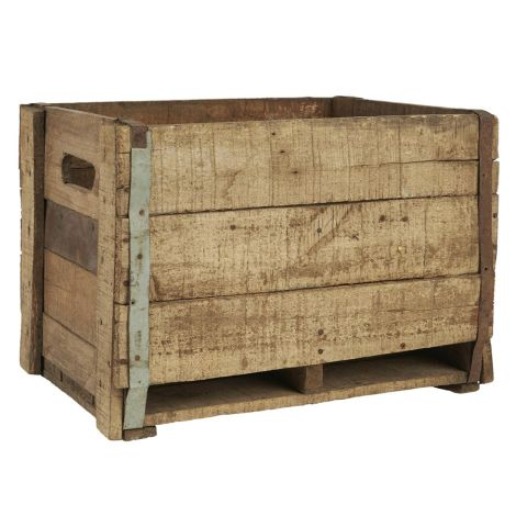 IB LAURSEN Holzkasten mit 12 Fächern UNIKA