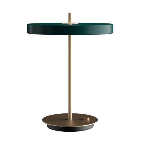 UMAGE - VITA copenhagen Tischlampe Asteria Table Forest Green