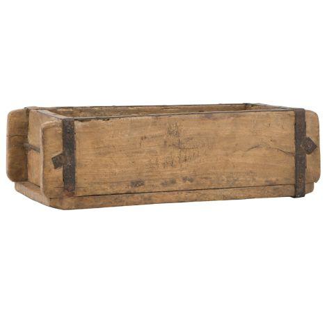 IB LAURSEN Holzschachtel Ziegelform Unika