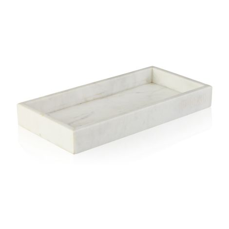 Humdakin Tablett Marmor Natural