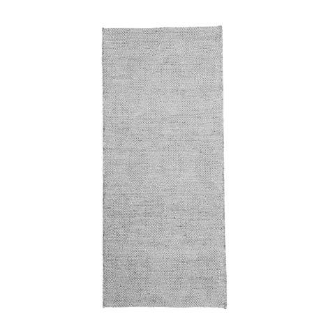 House Doctor Teppich Mara Grau 240 x 100 cm
