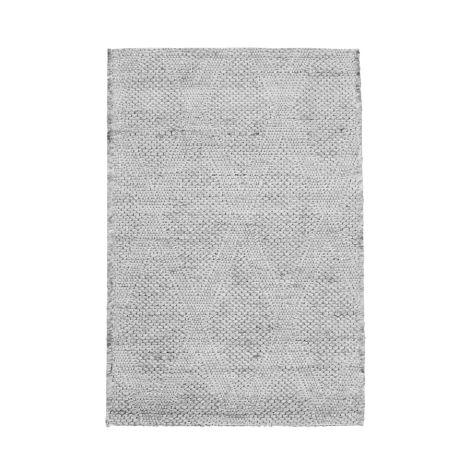 House Doctor Teppich Mara Grau 130 x 85 cm