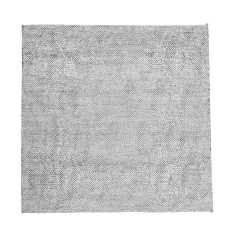 House Doctor Teppich Mara Grau 180 x 180 cm