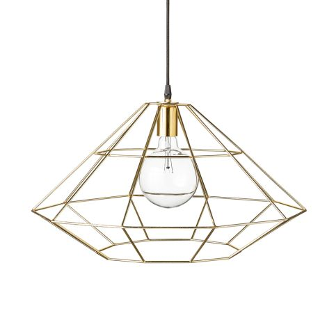 Bloomingville Deckenlampe Pernille Gold