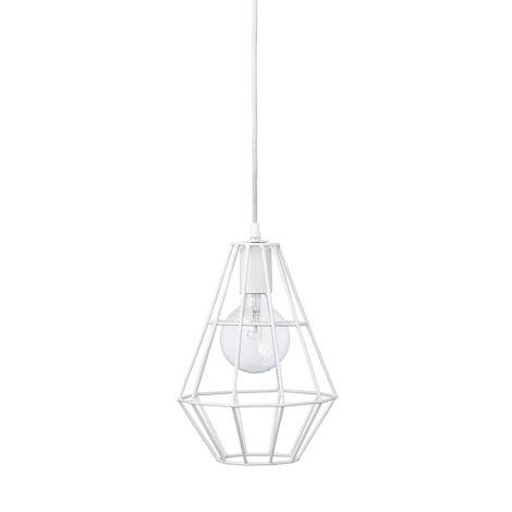 Bloomingville Deckenlampe Pernille Matt Weiß