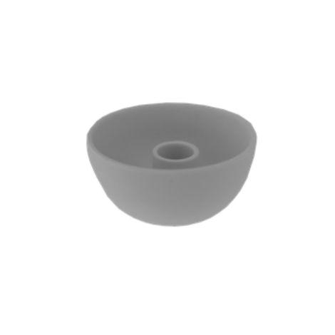 Storefactory Kerzenhalter Lidatorp Grey Mini