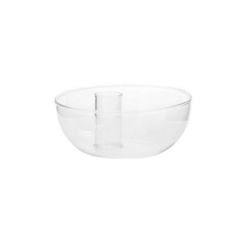 Storefactory Kerzenhalter Lidatorp Small Glas