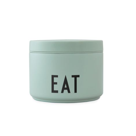 Design Letters Thermo Lunch Box Eat S Green