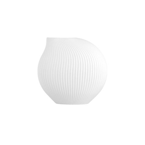 Storefactory Vase Lerbäck White