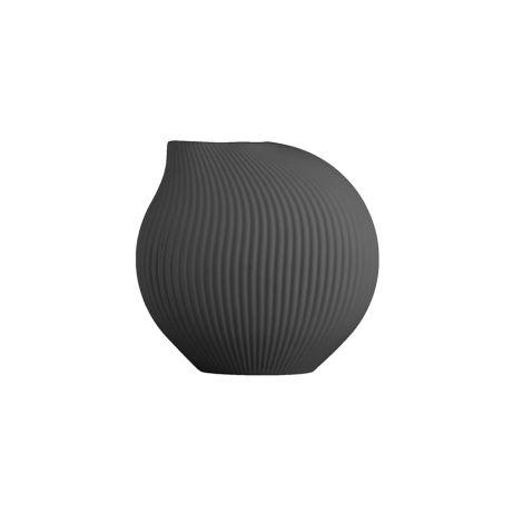 Storefactory Vase Lerbäck Dark Grey