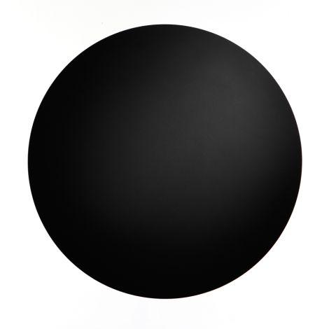 ferm LIVING Aufbewahrungskorb Deckel - Black - Large