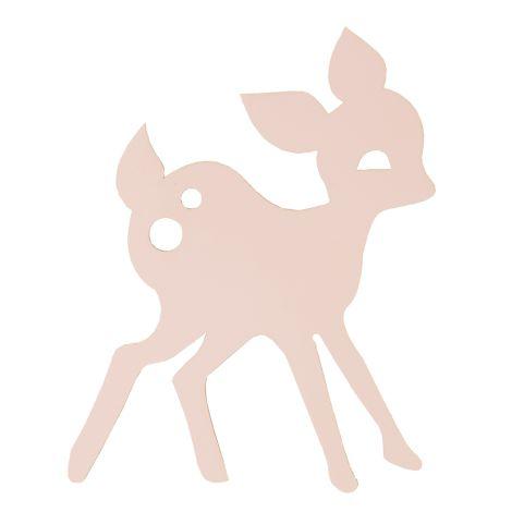 ferm LIVING Wandlampe My Deer Rose