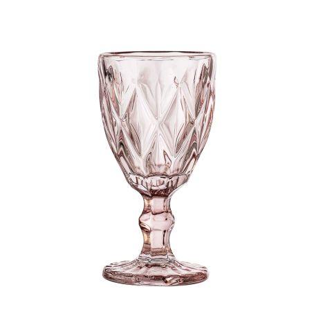 Bloomingville Weinglas Rose