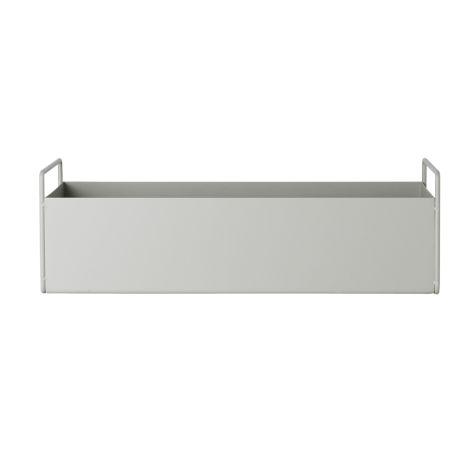 ferm LIVING Kleine Plant-Box/Multi-Box Light Grey