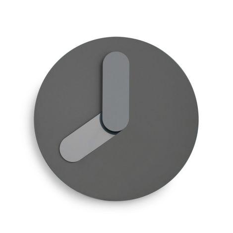 Normann Copenhagen Bold Wanduhr Grey