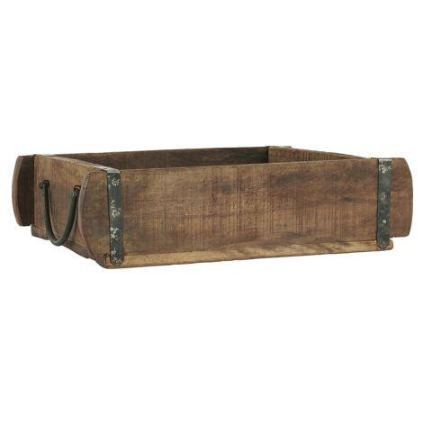 IB LAURSEN Ziegelform Kiste UNIKA 30 cm