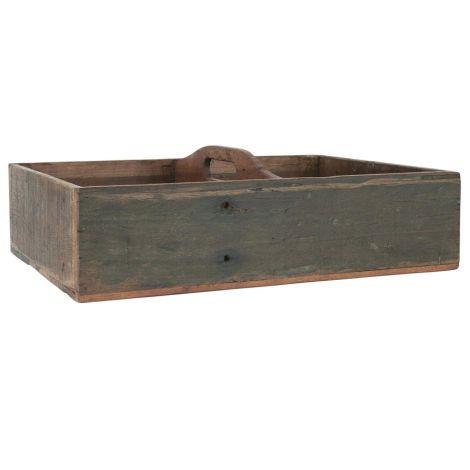 IB LAURSEN Kiste mit 4 Fächern und Henkel UNIKA