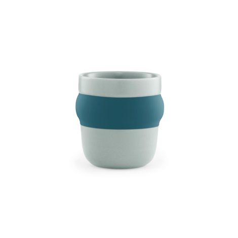 Normann Copenhagen Obi Espressobecher Light Blue
