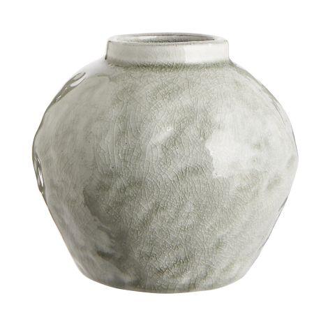 IB LAURSEN Vase Bouquet Grau/Zink •