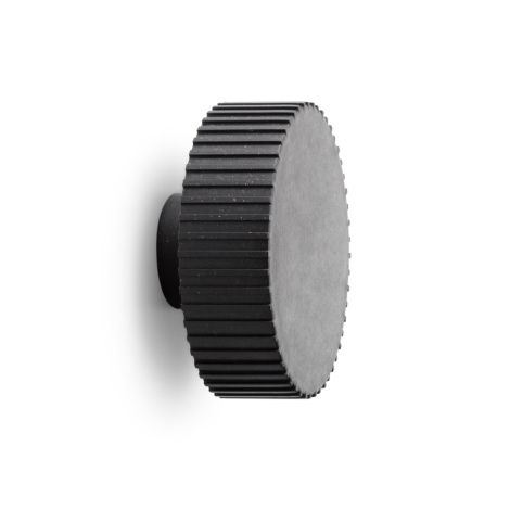 Normann Copenhagen Chip Wandhaken Large Black •
