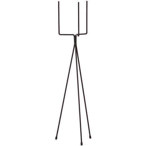 ferm living pflanzenst nder black high online kaufen emil paula. Black Bedroom Furniture Sets. Home Design Ideas