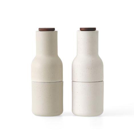 Menu Salz- & Pfeffermühle Ceramic Sand 2er-Set