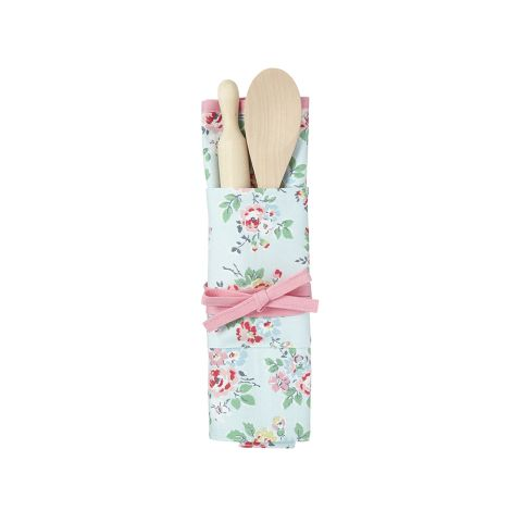Cath Kidston Kinder-Backset Kingswood Rose Light Blue