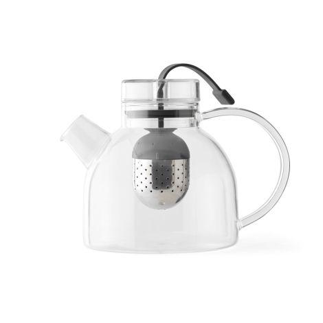 Menu Kettle Teekanne mit Tee-Ei 075 L