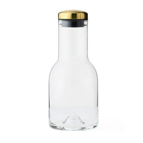 Menu Flasche 0,5 L Clear/Brass