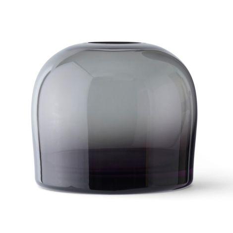 Menu Troll Vase M Smoke