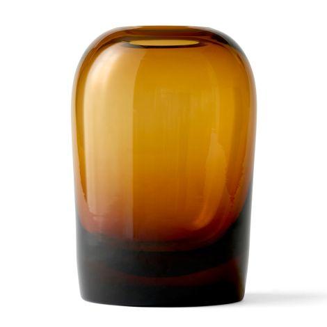 Menu Troll Vase L Amber
