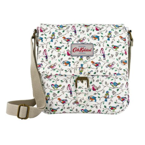 cath kidston kleine umh ngetasche mini satchel little birds bright online kaufen emil paula. Black Bedroom Furniture Sets. Home Design Ideas
