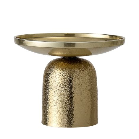 Bloomingville Kerzenhalter Gold 10cm
