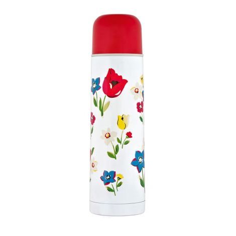 Cath Kidston Thermosflasche Paradise Bunch Chalk •