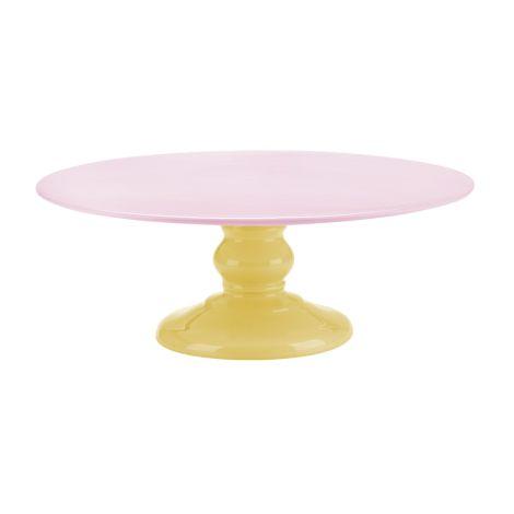 Miss Étoile Tortenplatte Rose/Yellow L