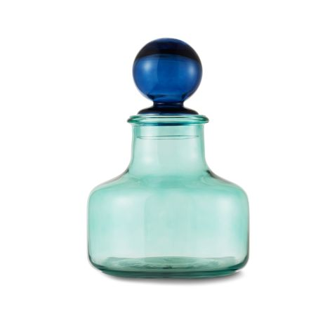 Normann Copenhagen Tivoli Aufbewahrungsglas Magic 1,5 L Jade Green