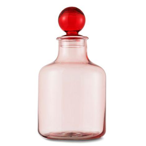 Normann Copenhagen Tivoli Aufbewahrungsglas Magic 3,5 L Candyfloss Rose