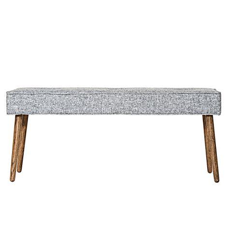 Bloomingville Sitzbank  Light Grey Wool