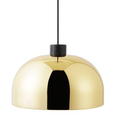 Normann Copenhagen Grant Deckenlampe Ø45 Brass